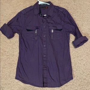G by Guess long sleeve button down